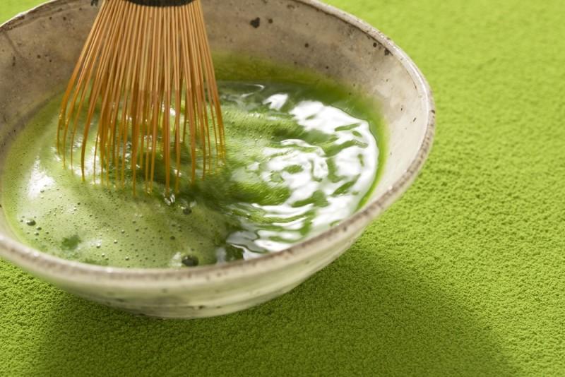Få et energiboost med sund Matcha te